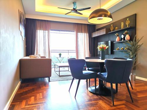 ELECTUS HOME 3 BEDROOM @ VISTA GENTING (FREE WIFI), Bentong