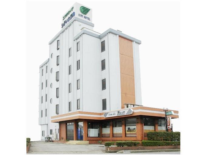 Esquire City Hotel, Kurobe