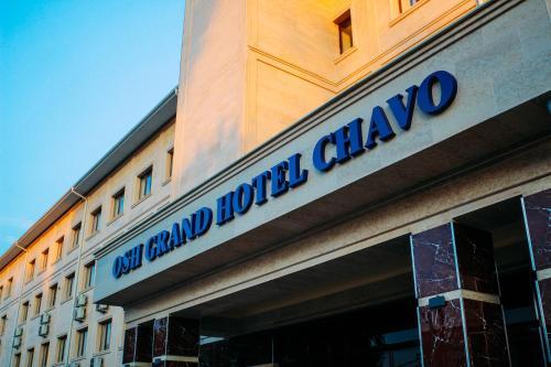 Osh Grand Hotel Chavo, Osh