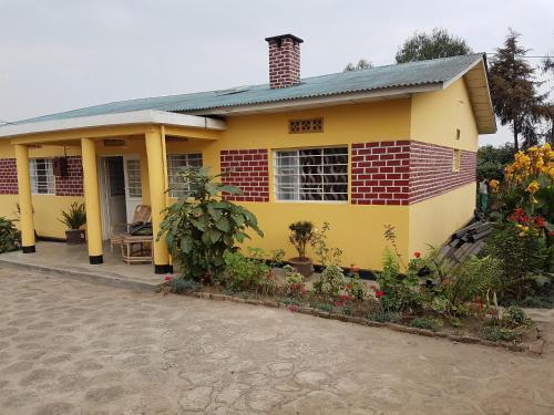 La Paillote Gorilla Place, Musanze