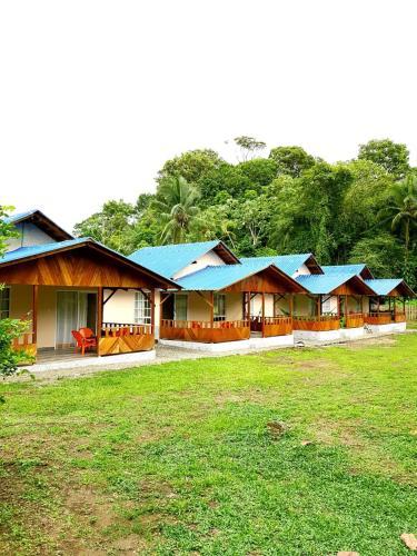 Coco Loco Lodge, Bahía Solano