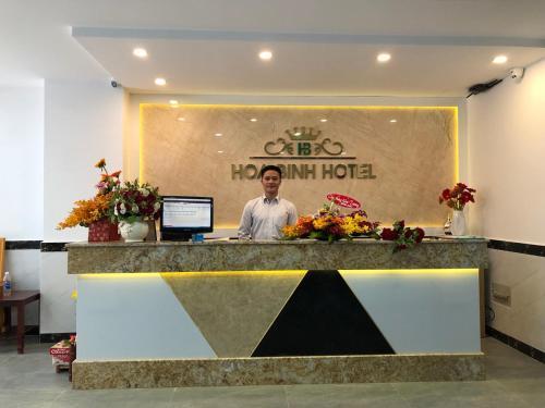 Hoa Binh Hotel, Quận 12