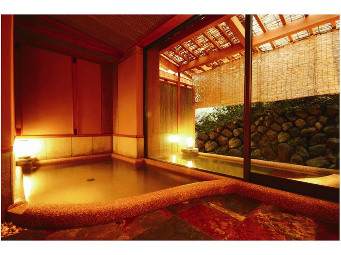 Arashiyama Onsen Saishiki no Yado Hanaikada, Kyoto