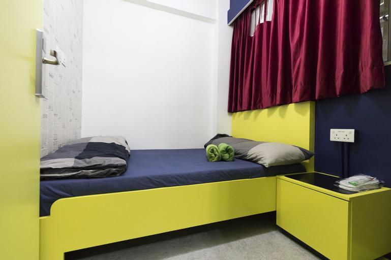 Check Inn HK - Hostel, Wan Chai