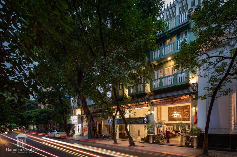 Hanoian Central Hotel & Spa, Hoàn Kiếm