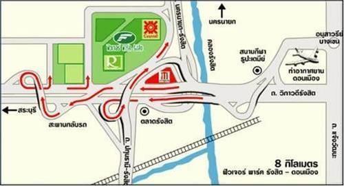 Rangsit Apartment And Condominium, Khlong Luang
