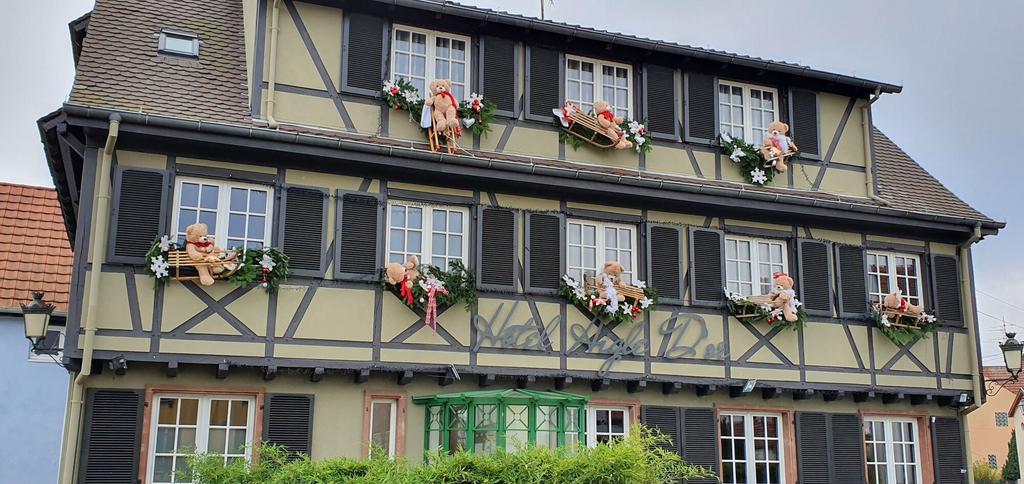 Hôtel Aigle d'Or, Bas-Rhin