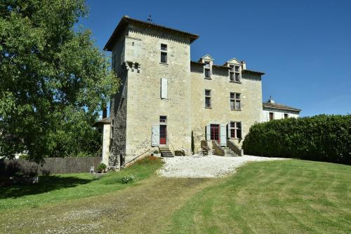 Chateau de Cauderoue, Lot-et-Garonne