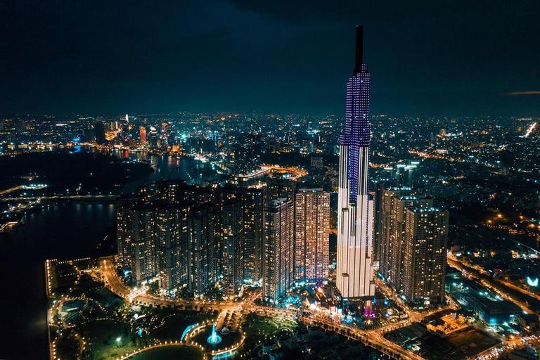 Vinhomes Central Park - Luxury Apartment, Bình Thạnh
