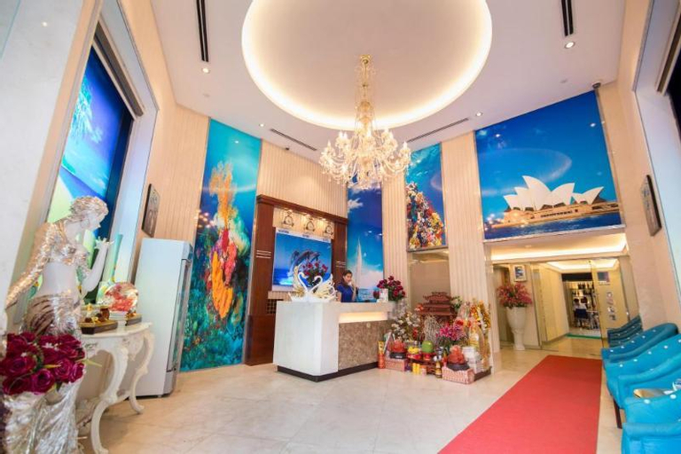 Dai Duong Ha Noi Hotel 3, Ba Đình