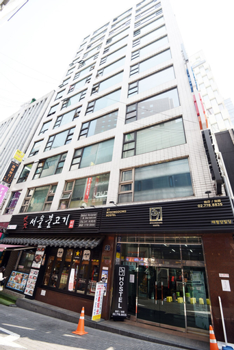 57 Myeongdong Hostel, Jongro