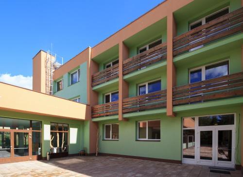 Hotel DELTA Sec, Chrudim