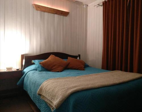 Meliplaza Hostel, Cautín