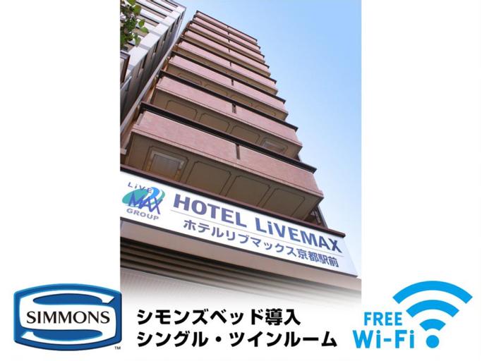 Hotel Livemax Kyoto-Gojo, Kyoto