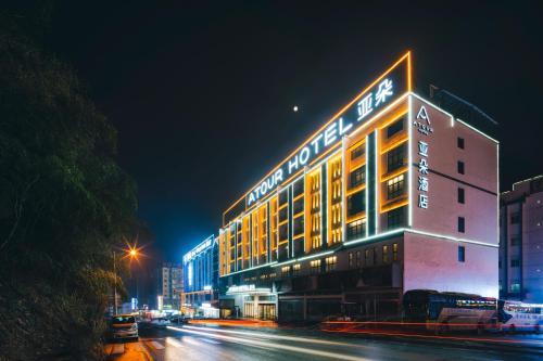 Atour Hotel Tangkou Huangshan, Huangshan
