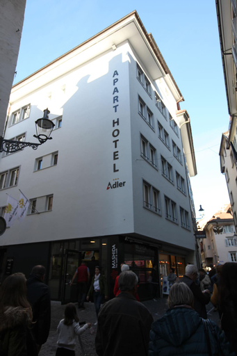 Aparthotel Adler, Luzern