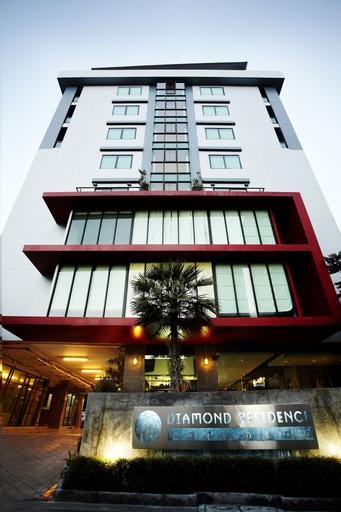Diamond Residence Ratchada Hotel, Huai Kwang