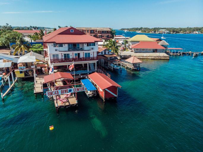 Divers Paradise Boutique Hotel, Bocas del Toro