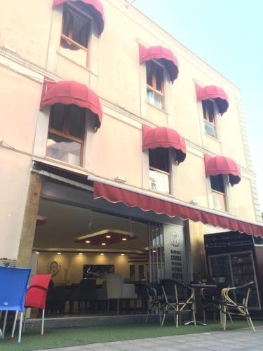 CARSI HOTEL&CAFE, Merkez