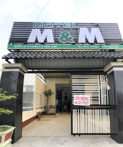 Motel M&M, Năm Căn