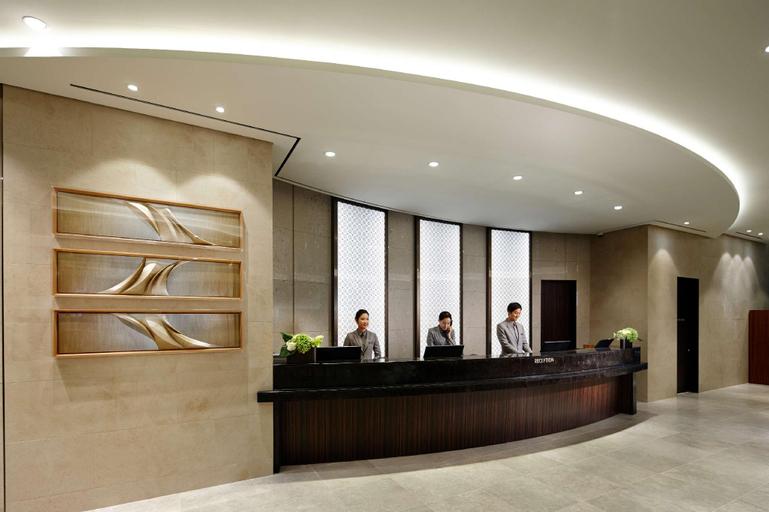 Lotte City Hotel Ulsan, Jung