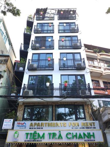 Nine Housing - Truc Bach Apartment, Ba Đình
