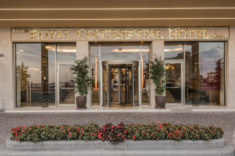 Royal Continental Hotel Naples, Napoli