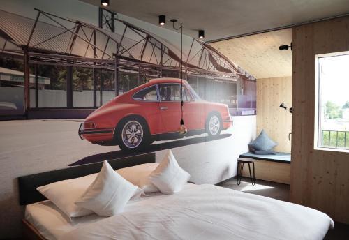 elferrooms Hotel, Karlsruhe