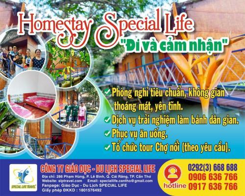 Homestay Special Life, Cái Răng
