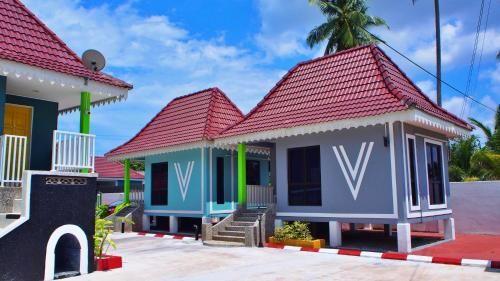 Fedora Homestay - Umbai Jeti Pulau Besar Melaka, Kota Melaka