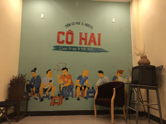 Coffee Shop & Hostel Co Hai, Hải Châu