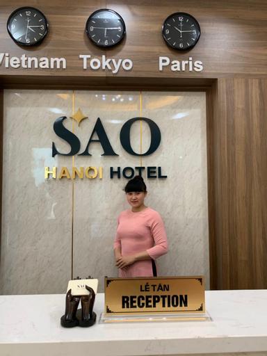 SAO HOTEL, Long Biên