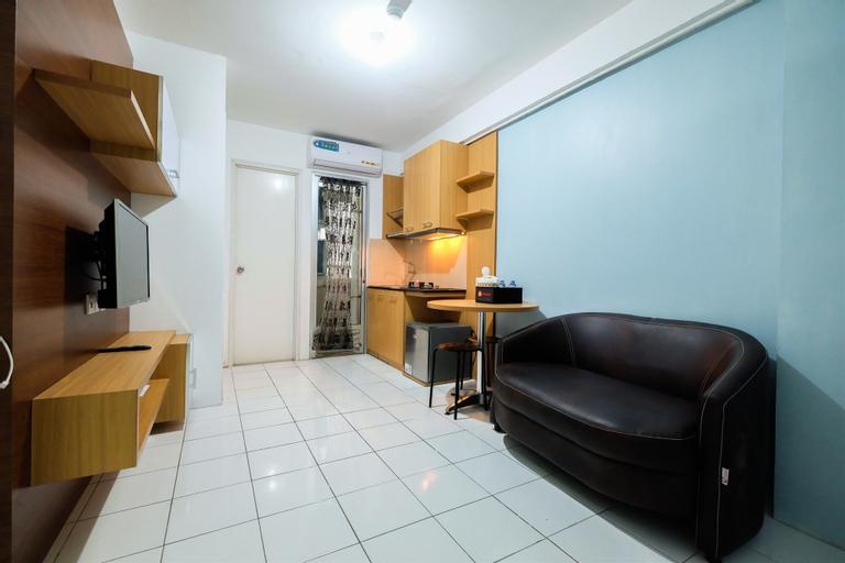 Simply and Homey 2BR Apartment at Kalibata City, Jakarta Selatan