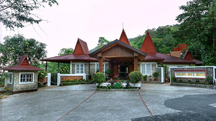 Golden Rock Hotel Myanmar, Thaton