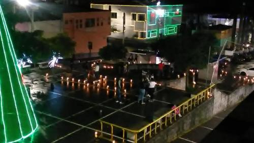 Hotel continentalmarin, Quinchía