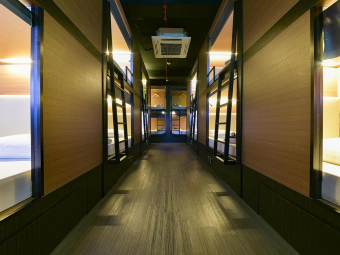 Chic Capsule Otel, Outram