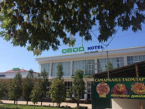 Obod Hotel, Toshkent
