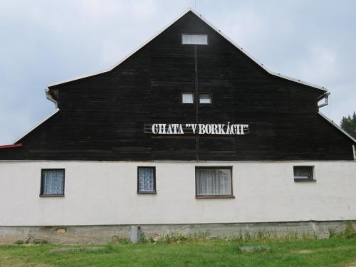 Chata V Borkach, Blansko