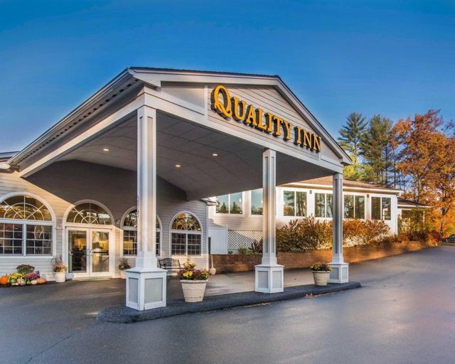 Quality Inn At Quechee Gorge, Windsor