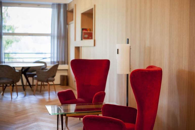 Bellevue Parkhotel & Spa, Frutigen