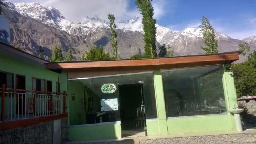 Shinwari Restaurant Aliabad Hunza, Northern Areas
