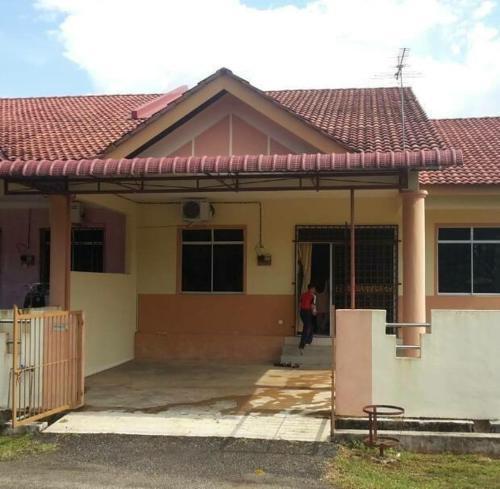 Homestay Azma kuala berang, Hulu Terengganu