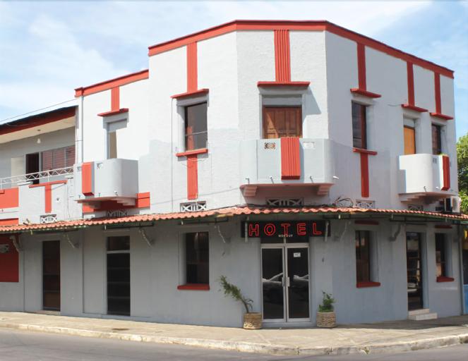 Hotel Morgut, Managua