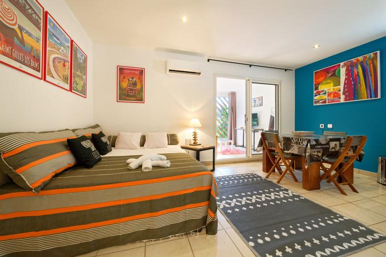 Appartement Le Lagon Christ'al, Saint-Paul