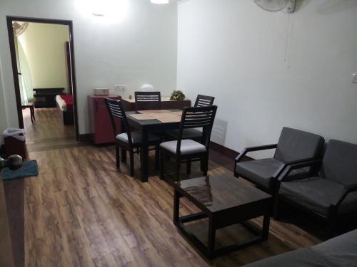 Hotel Japfu, Kohima