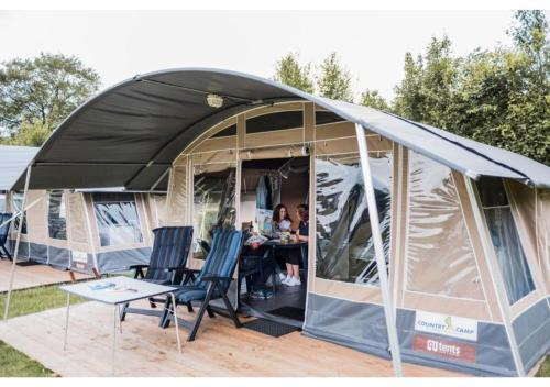 Country Camp camping Troisvierges, Clervaux