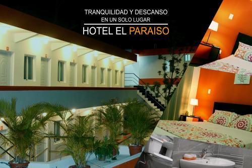Quiet Room at Hotel Paraiso Plc, Padre Las Casas