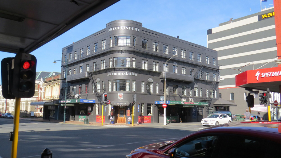Law Courts Hotel, Dunedin