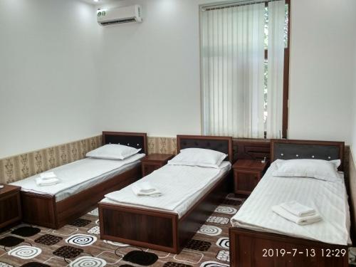 AAA+ Hostel, Tashkent City