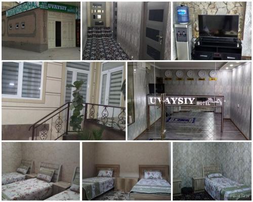 Hotel Uvaysiy, Toshloq